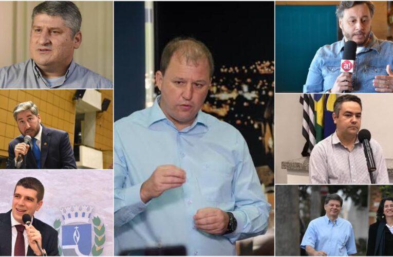 Quais os nomes especulados para candidaturas a Deputado em Botucatu?