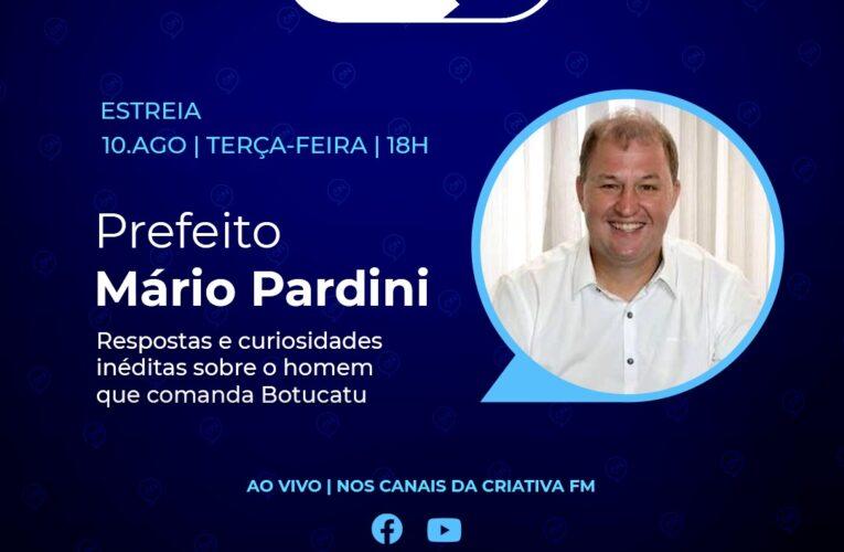 """Criativa FM estreia o programa de entrevistas """"Todo Mundo On"""""""
