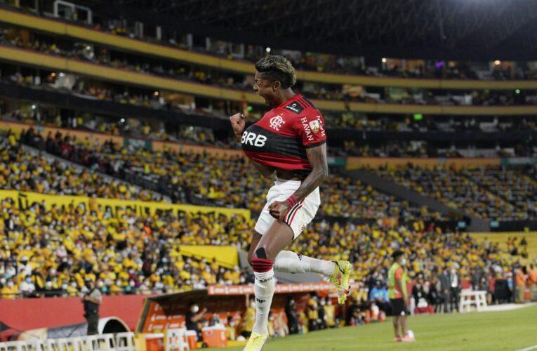 Libertadores: Flamengo derrota Barcelona e faz final com o Palmeiras