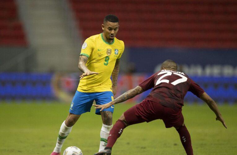 Eliminatórias: Brasil e Venezuela fazem duelo de opostos
