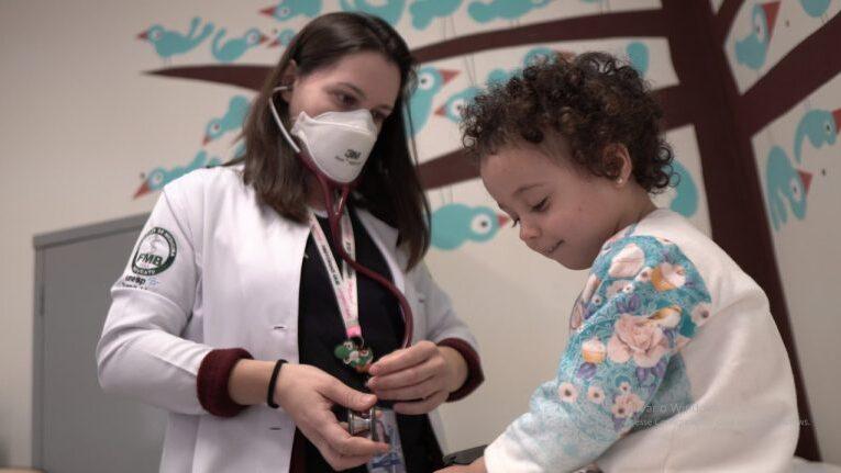 Oncologia Pediátrica do HC de Botucatu: vale ver a vida com olhos de criança