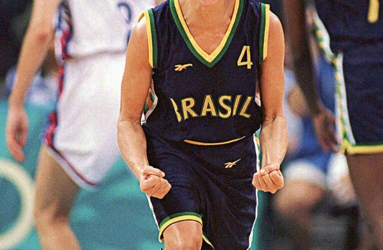 """Hortência é homenageada na coleção Grandes Ídolos do Esporte: """"Valoriza a história"""""""